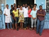 The Management and Staff of DTV-8 and Berbice Health Authority